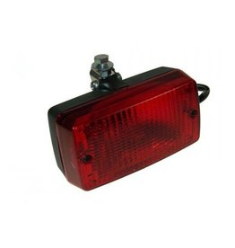Rectangular Fog Lamp 12V With Mounting Bracket