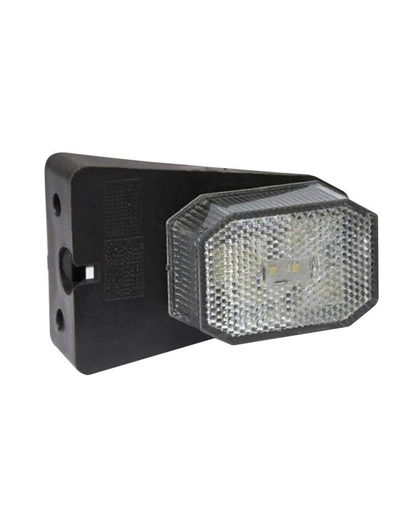 Aspock Front Marker Trailer Light P-LIFM-0841-P-N LED 12V | Fieldfare Trailer Centre