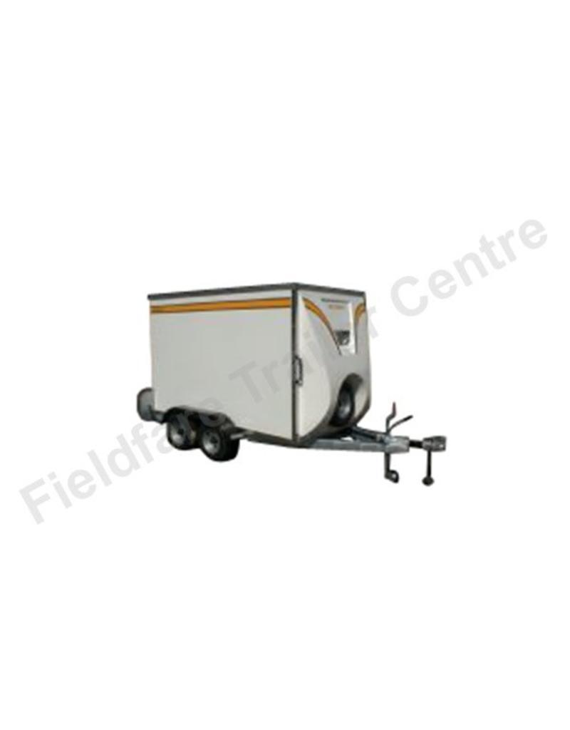 Batesons Bateson 160V Twin Axle 2.4m x 1.2m Box Trailer | Fieldfare Trailer Centre