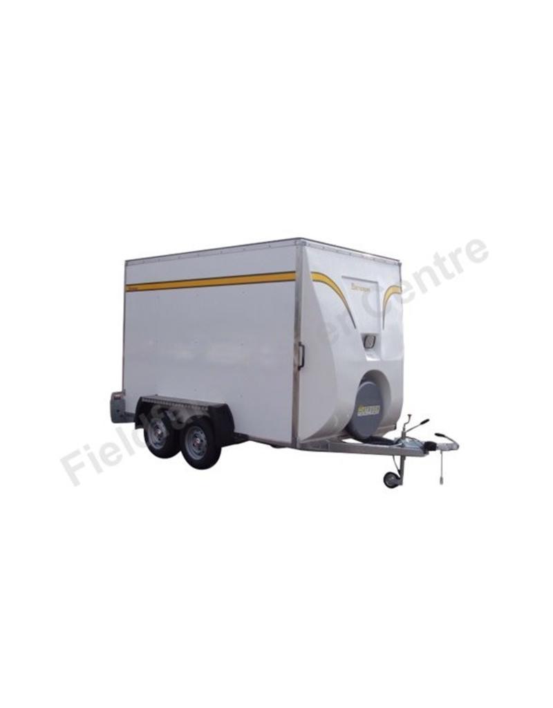 Batesons Bateson 390V Twin Axle 3m x 1.8m Box Van Trailer | Fieldfare Trailer Centre