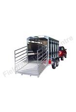 Batesons Eurostock 316 Double Axle Livestock Trailer | Fieldfare Trailer Centre