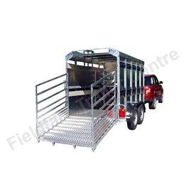 Batesons Eurostock 315 Double Axle 3m Livestock Trailer