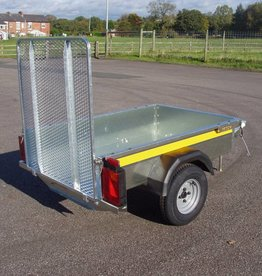 Batesons Batesons B53 Unbraked Light Goods Trailer
