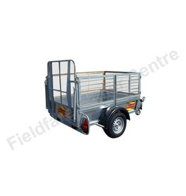 Batesons Model 0642 Bateson Single Axle 1.8 x 1.2m Trailer From