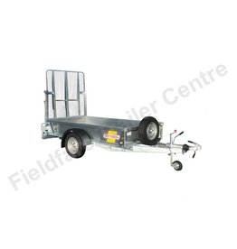 Batesons Model 0842 Bateson Single Axle 2.4 x 1.2m Trailer From