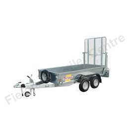 Batesons Model 0844 Bateson Twin Axle 2.4 x 1.2m Trailer From