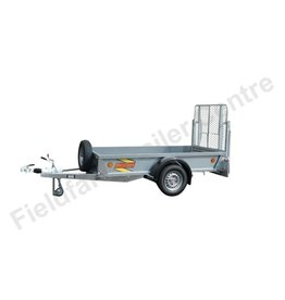 Batesons Model 0852 Bateson Single Axle 2.4 x 1.5m Trailer From