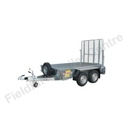 Batesons Model 0854 Bateson Twin Axle 2.4 x 1.5m Trailer From