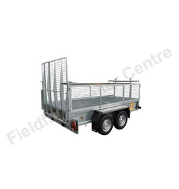 Batesons Model 1054 Bateson Twin Axle 3 x 1.5m Trailer From