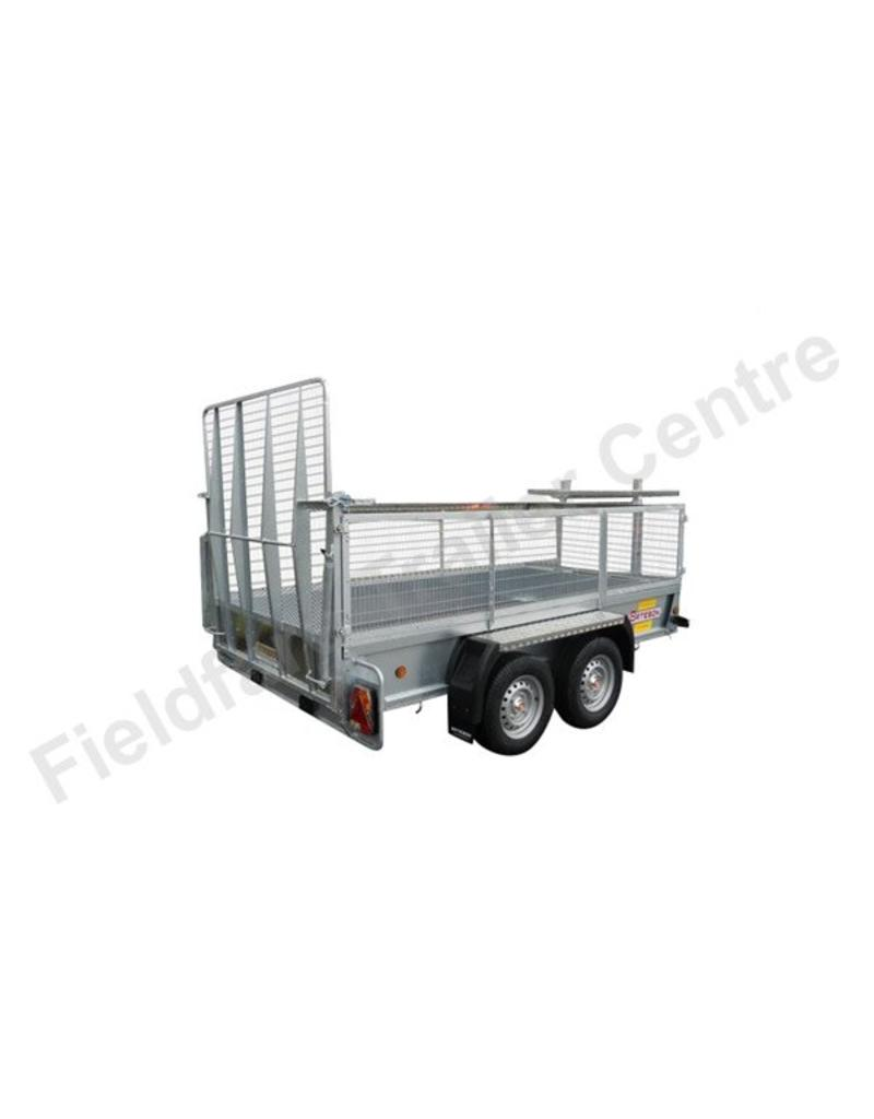 Batesons Model 1064 Bateson Twin Axle 3 x 1.8m Trailer| Fieldfare Trailer Centre