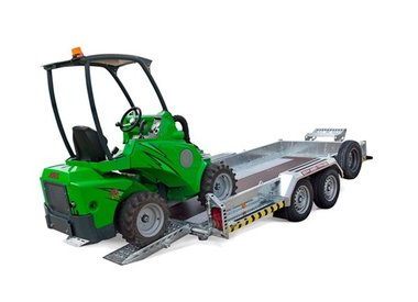 Mini Digger & Plant Trailers