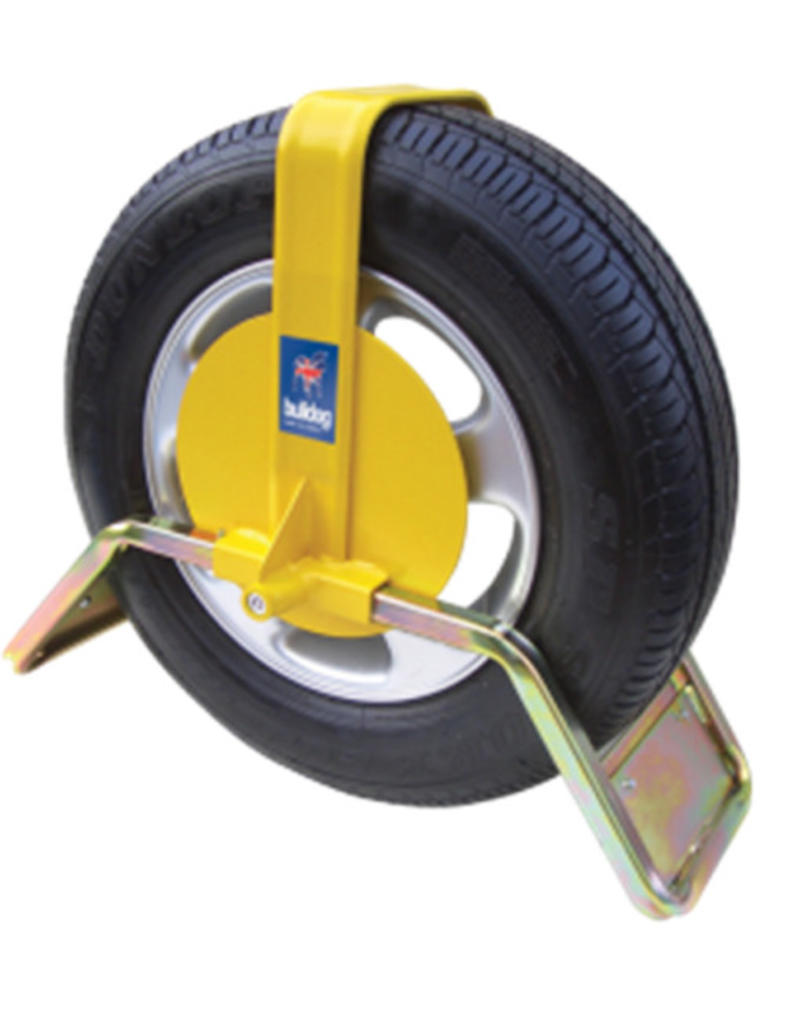 Bulldog QD11 Trailer Wheel Clamp | Fieldfare Trailer Centre