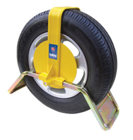Bulldog QD22 Trailer Wheel Clamp