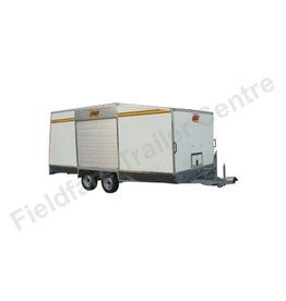 Batesons Model 27-16T Enclosed Tilt Transporter Trailer