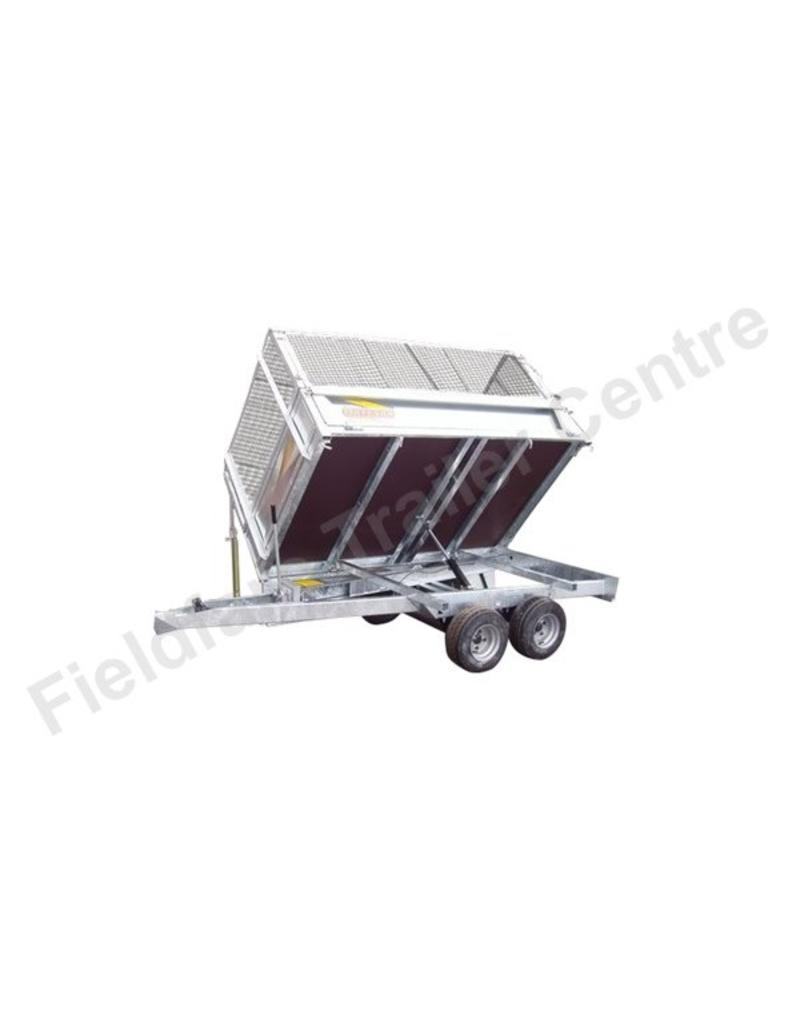 Batesons Bateson Unbraked 72H Twin Axle Tipping Trailer | Fieldfare Trailer Centre