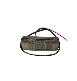Maypole LED Rectangular Front Marker Lamps