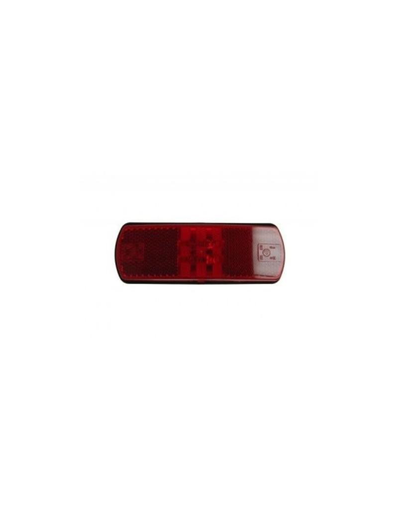 Maypole LED Rectangular Rear Red Marker Light | Fieldfare Trailer Centre