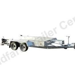 Batesons Bateson 35MD Mini Digger Plant Trailer From