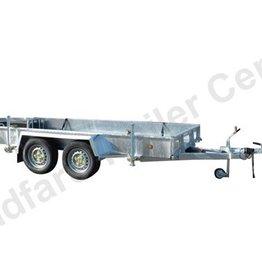 Batesons Bateson 26PC Fixed Plant Chassis Trailer From