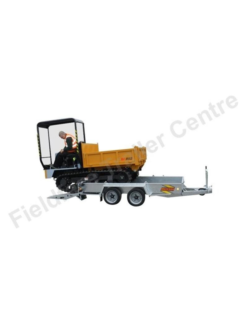 Batesons Bateson 35PM Plant Trailer High Capacity | Fieldfare Trailer Centre
