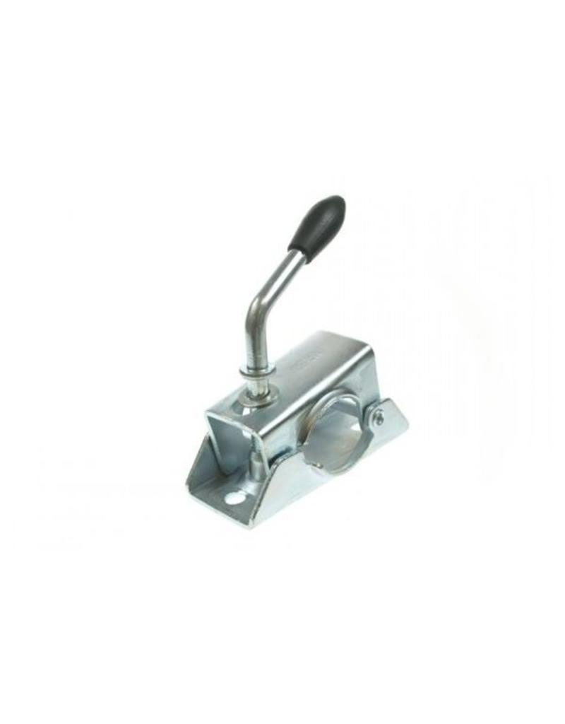 48mm Diameter Split Jockey Wheel Clamp | Fieldfare Trailer Centre