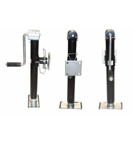 Heavy Duty Telescopic Trailer Swivel Jack 1265kg
