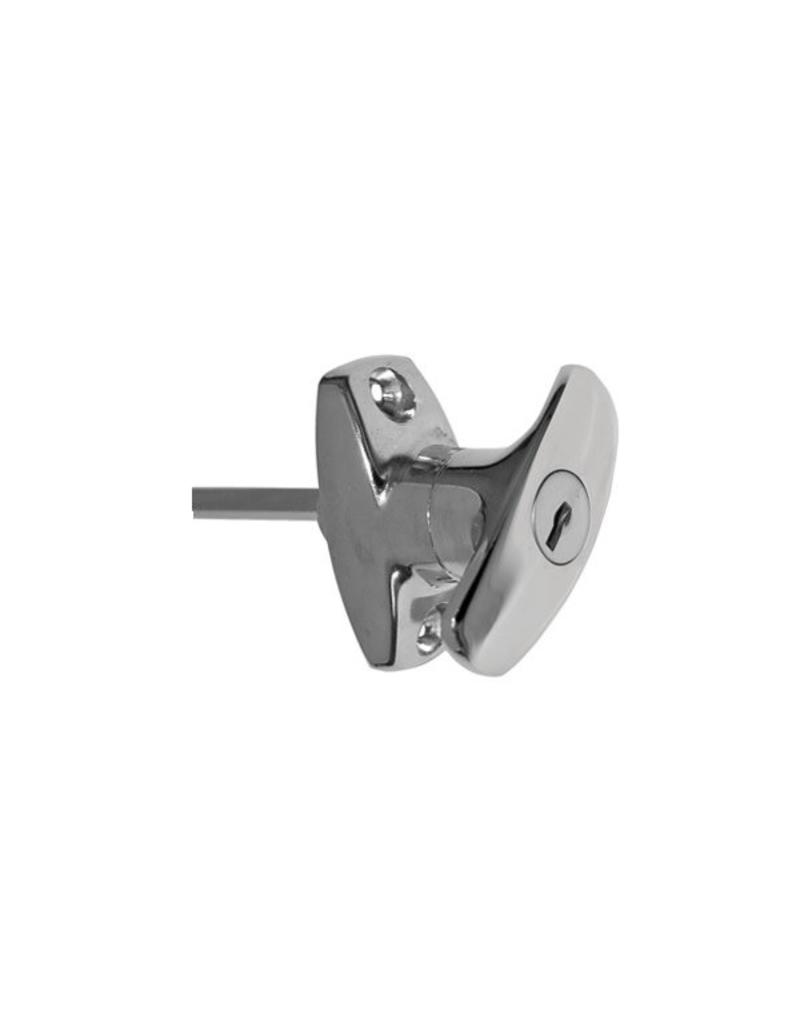 T Shape Locking Handle 1 Way   Fieldfare Trailer Centre