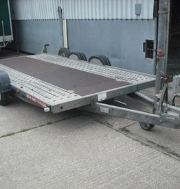 Used Brian James A4 Transporter 4.5m x 2m 2600kg GVW