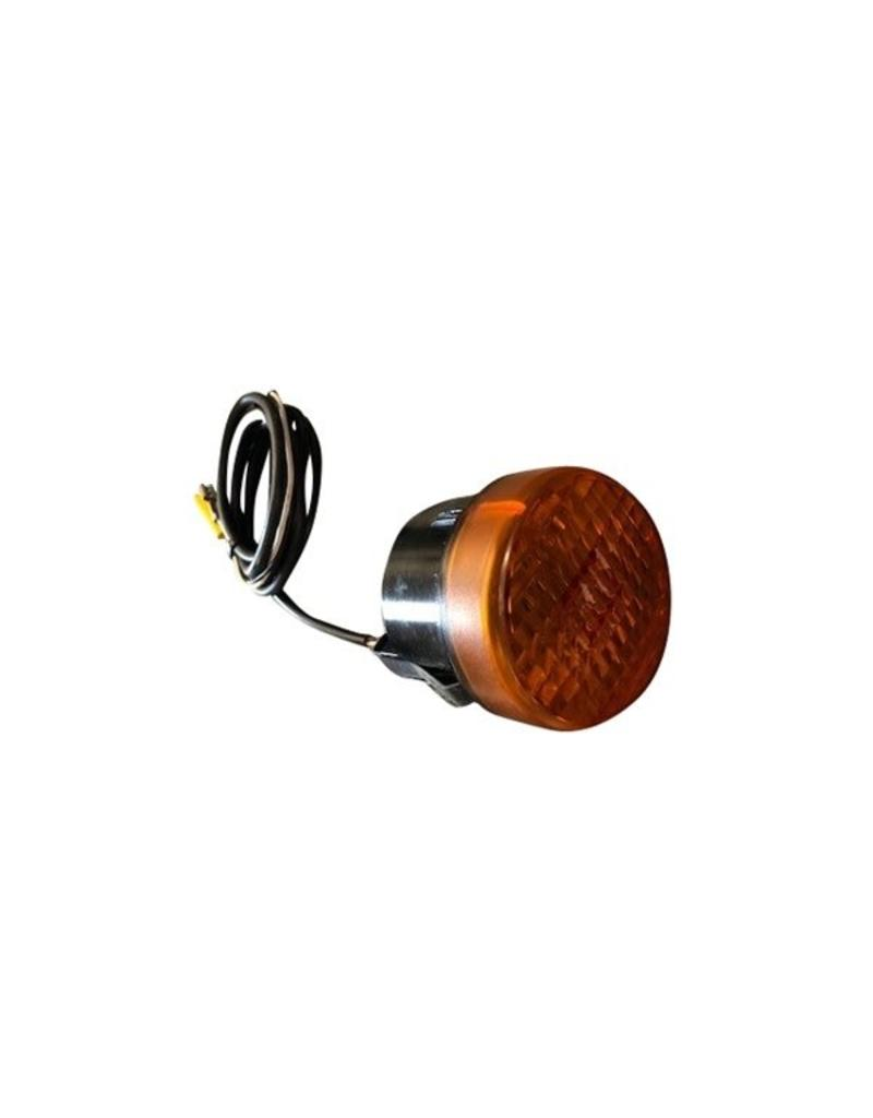 Aspock Roundpoint 2 12V 1.5m Cable Indicator Light | Fieldfare Trailer Centre