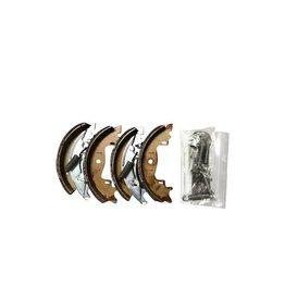 Genuine Knott 203mm x 40mm Brake Shoe Axle Set