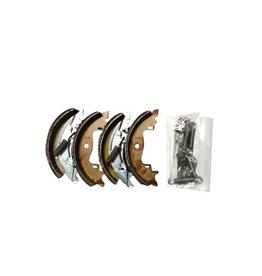 Knott Genuine Knott 160mm x 35mm MK3 Brake Shoe Axle Set