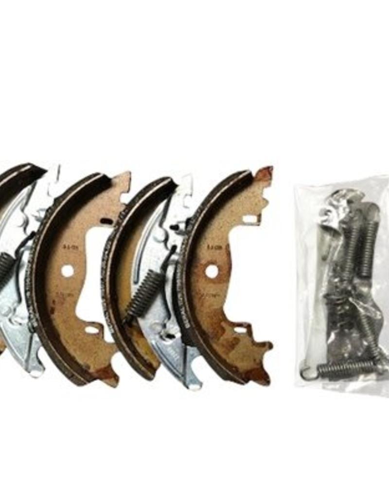 Knott Genuine Knott 160mm x 35mm MK3 Brake Shoe Axle Set | Fieldfare Trailer Centre
