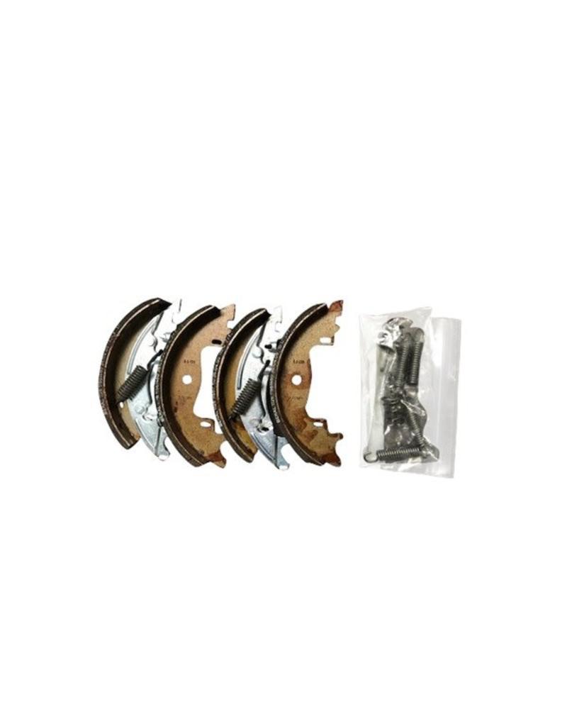 Knott Genuine Knott 160mm x 35mm MK3 Brake Shoe Axle Set   Fieldfare Trailer Centre