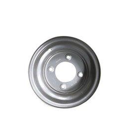 "Starco 10 inch Rim Steel 6.00J x 5.5"" PCD x 4 Holes Silver"