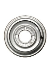 "Mefro Trailer Wheel 12 inch Rim Steel 4.50J x 5.5"" PCD x 4 Holes 30mm Offset 