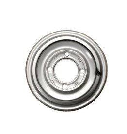 "Mefro Trailer Wheel 12 inch Rim Steel 4.50J x 5.5"" PCD x 4 Holes 30mm Offset"