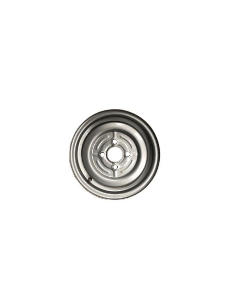 Trailer Wheel 12 inch Rim Steel 4.50J x 100mm PCD x 4 Holes 26mm Offset | Fieldfare Trailer Centre