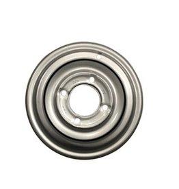 "Mefro Trailer Wheel 12 inch Rim Steel 4J x 5.5"" (139.7mm) PCD x 4 Holes 0mm Offset"