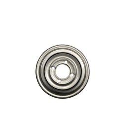 "Mefro Trailer Wheel 12 inch Rim Steel 4.J x 5.5"" PCD x 4 Holes 0mm Offset"