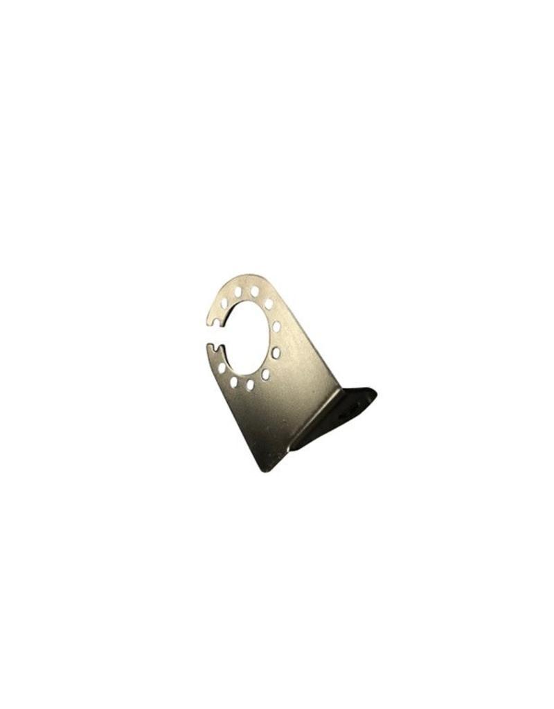 Right Angle Socket Adapter Plate Black | Fieldfare Trailer Centre