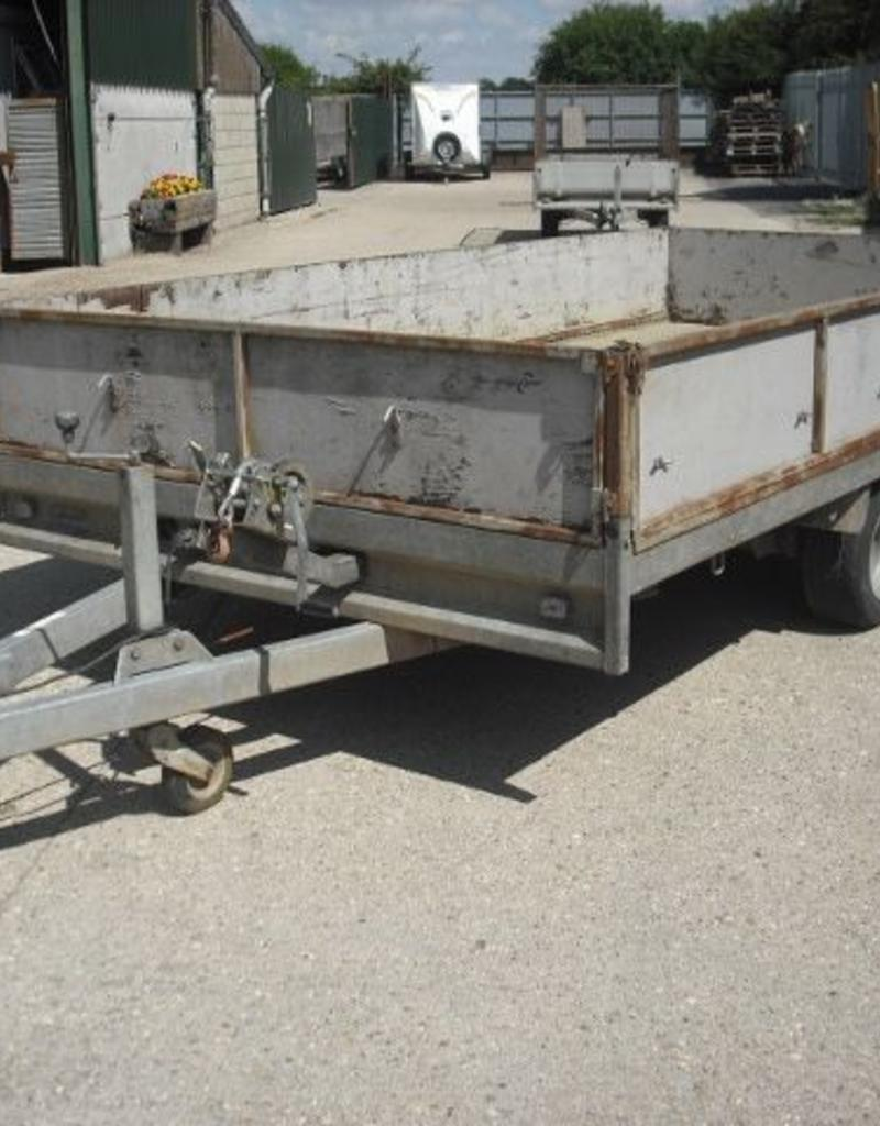 Anssems Used Anssems MSX3000 4m x 2m Transporter