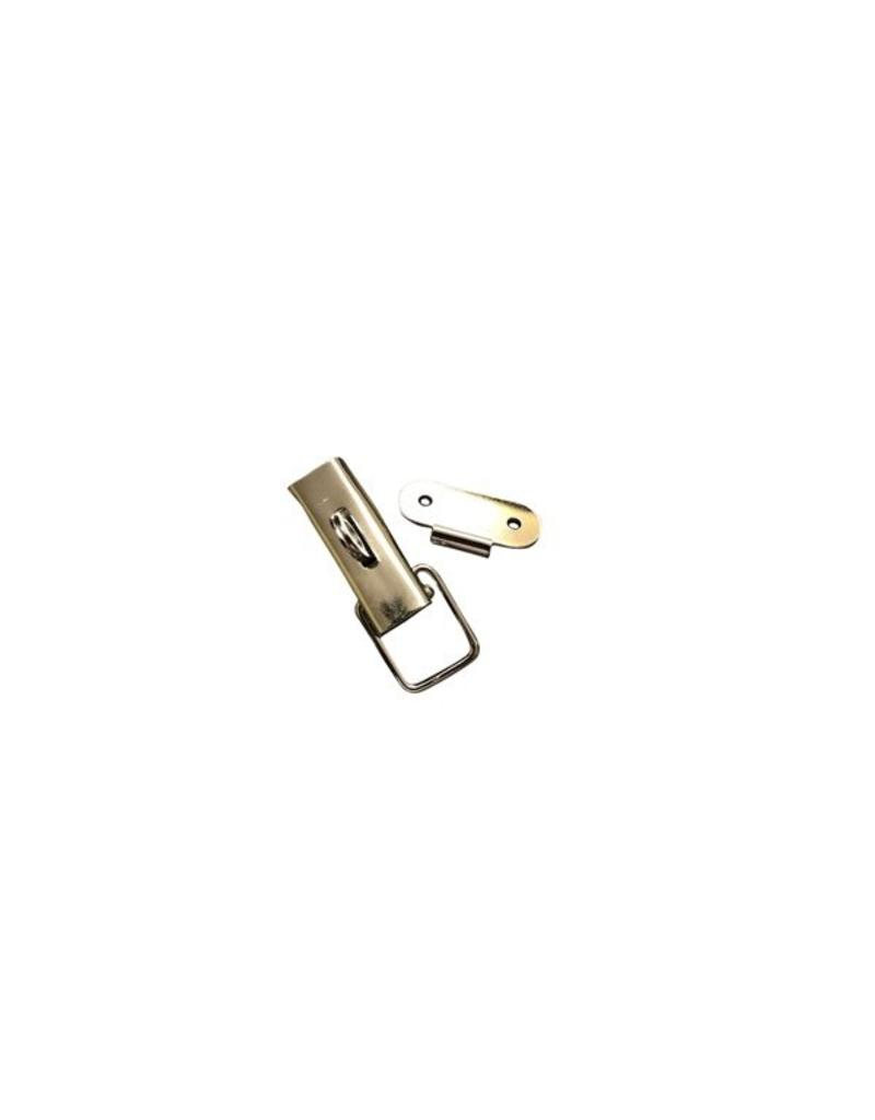 Over Centre Chrome Latch | Fieldfare Trailer Centre