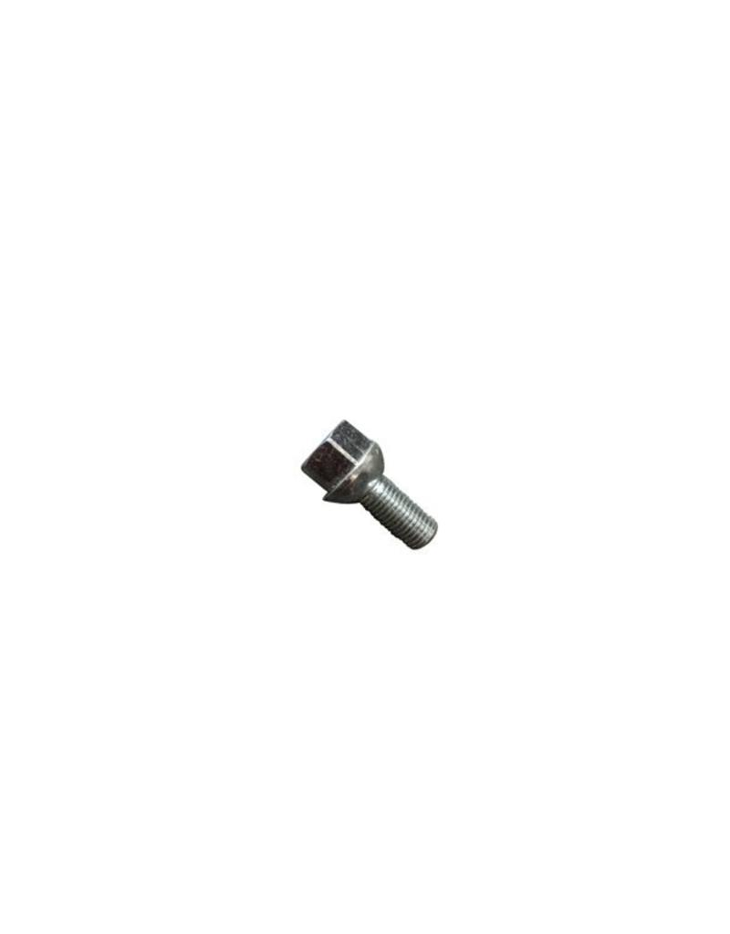 Trailer Wheel Bolt M12 Spherical Single Item | Fieldfare Trailer Centre