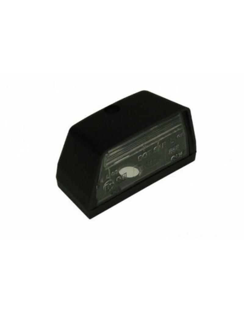 Small Britax Number Plate Lamp | Fieldfare Trailer Centre