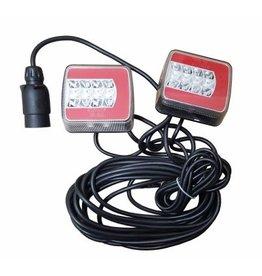 LED Trailer Light Kit (bolt-on) Glo Trac 12/24V