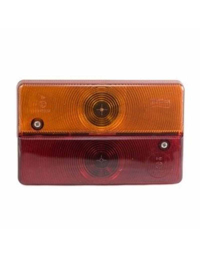 Britax 9008 Trailer Rear Lamp Lens | Fieldfare Trailer Centre
