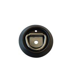 Commercial Body Fittings Lashing D Ring c/w Plastic Pan