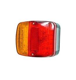 GWAZA LED Combination Lamp 110mm Square