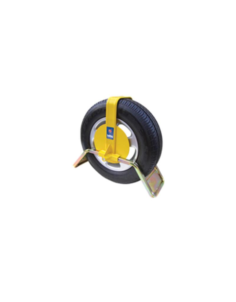 Bulldog QD34 Trailer Wheel Clamp | Fieldfare Trailer Centre
