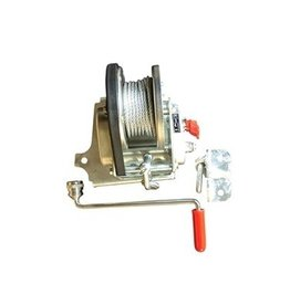 Brian James Brian James Trailer Manual Winch Kit Connect and T4/T6